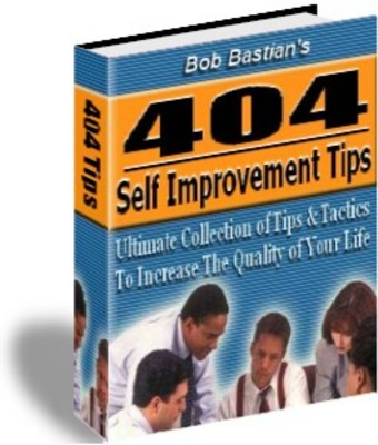 Product picture 404 Selfimprovement Tips